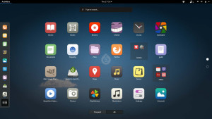 Chapeau 23 with Gnome 3.18